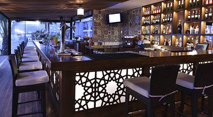 Alaaddin Beach Hotel Bar