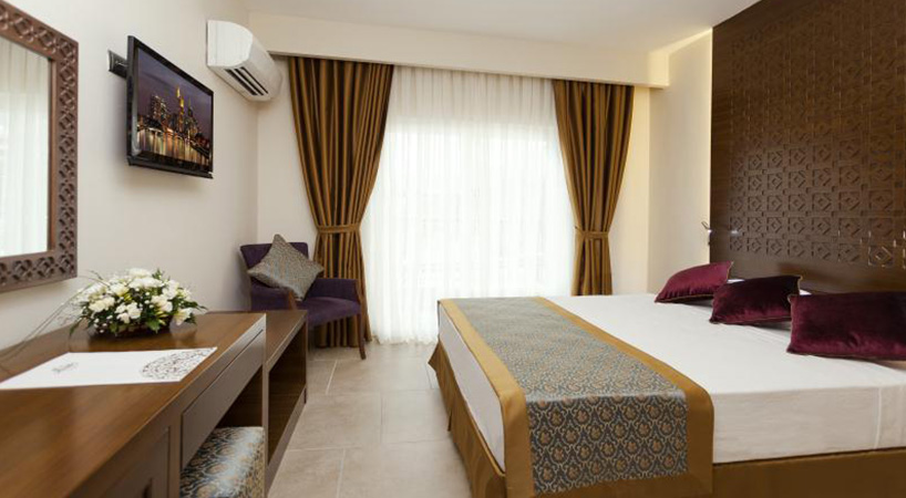 Alaaddin Beach Hotel Double Room